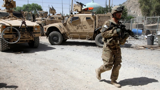 U.S. Base Targeted in Afghan Blast; 4 Dead