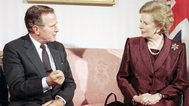 Texas Notables Reflect on Thatcher's Passing