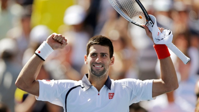 Djokovic Beats Ferrer to Reach 3rd U.S. Open Final