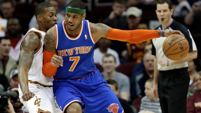 MVP Voter Explains Why He Chose Melo Instead of LeBron