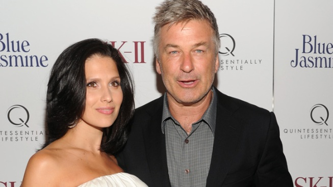 "Alec Baldwin Says 5-Month-Old Daughter Carmen Got ""TSA-Like"" Pat-Down by Security in Bahamas Airport"