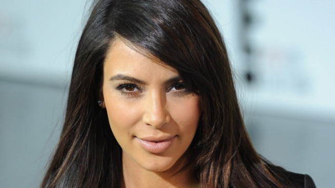 Kim Kardashian Makes First Post-Baby Appearance on Kris Jenner's Talk Show