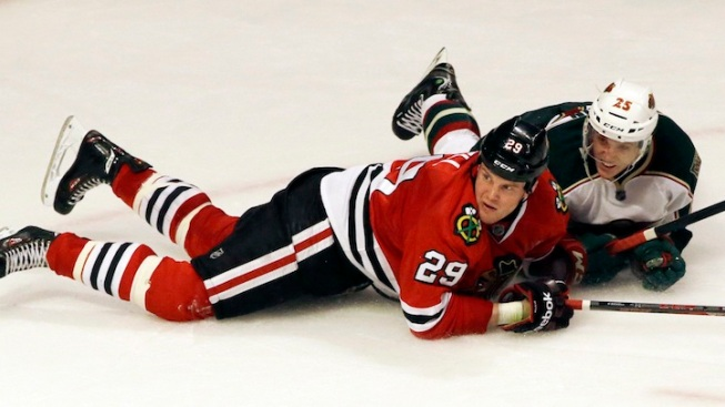 Blackhawks Take 2-0 Series Lead over the Wild