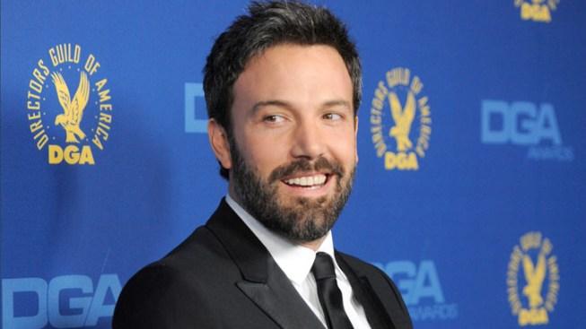 """Affleck's """"Argo"""" Wins Directors Guild Top Honor"""
