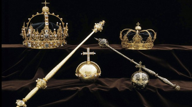 Sweden's Stolen Crown Jewels 'Likely' Found, Police Say