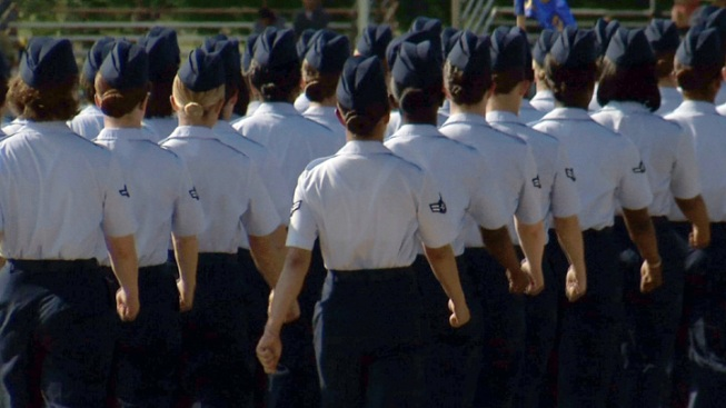 Court-Martial Begins for Lackland Air Force Instructor