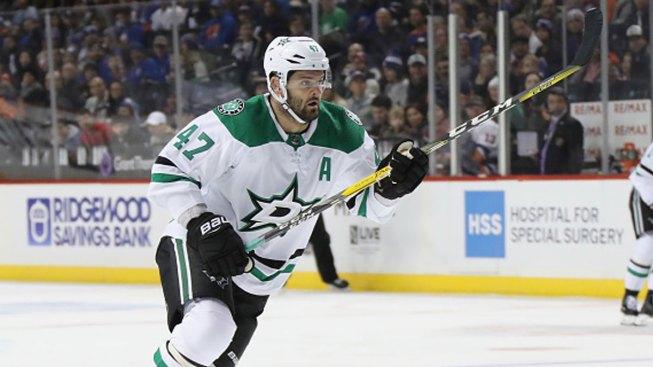 Radulov's Goal Lifts Stars Over Wild in OT