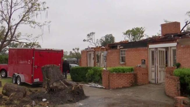 Dallas County DA Seeks Enhanced Penalty for Tornado Looters