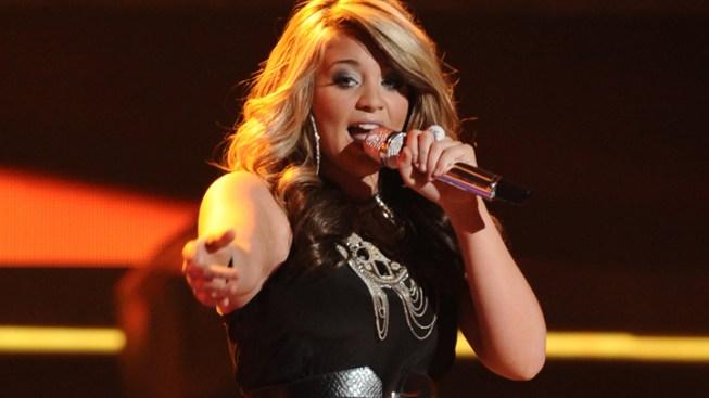 "Harsh Criticism Fuels Haley's Comeback on ""Idol"""