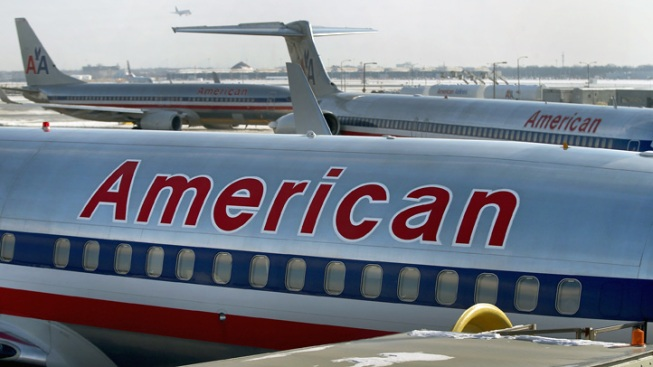 American Airlines Passenger Detained After Flight From DFW