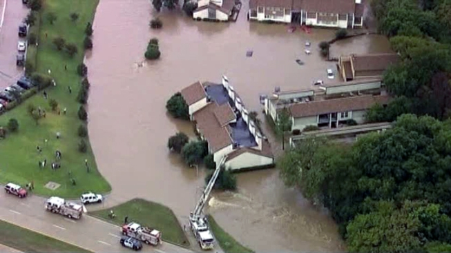 Arlington Hopes to Remedy Rush Creek Risk