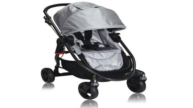 Baby Jogger City Versa Stroller Recall