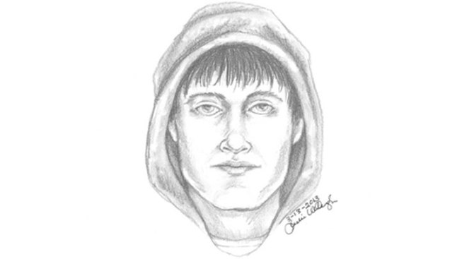 Sketch Released in Duncanville Slaying