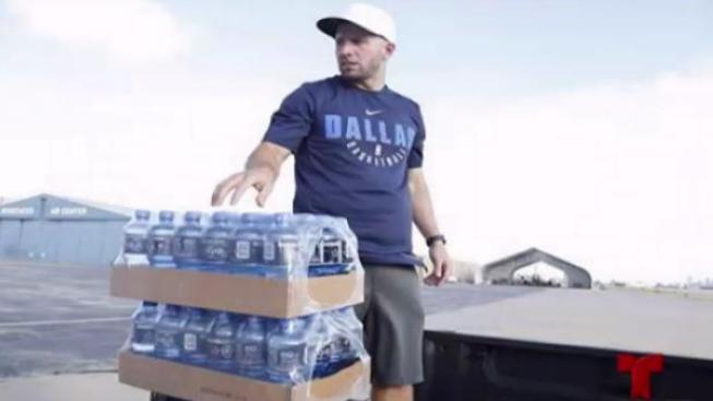 Mavs JJ Barea Wins PBWA Citizenship Award
