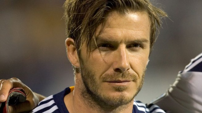 David Beckham Involved in Car Crash: Authorities
