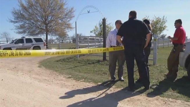 Ellis County Homeowner Exchanges Gunfire With Intruders