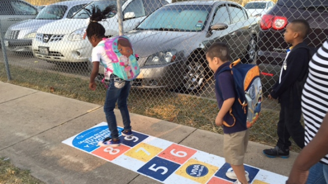 Blue Zones Project Tips for New School Year