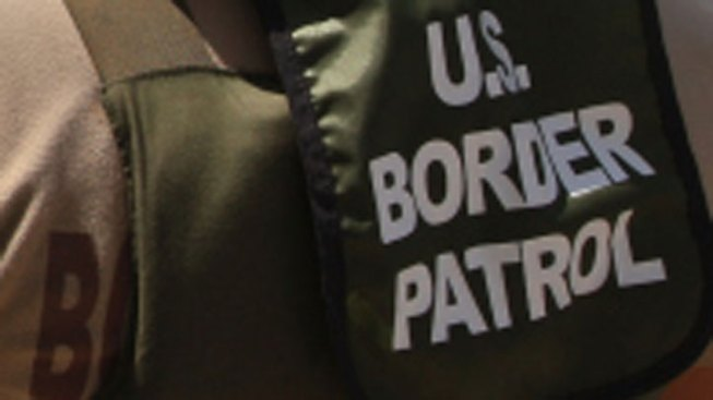 C-4, Assault Rifles, Grenade Launcher Found Along Border