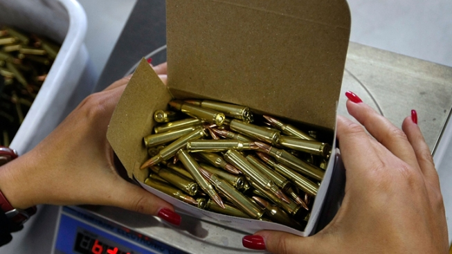 Man Pleads Guilty After Feds Find Stolen Weapons, 405,000 Rounds of Ammo