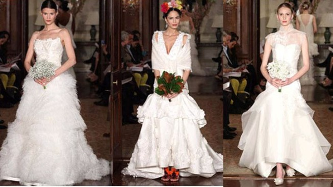 Carolina Herrera Hosts Bridal Sample Sale
