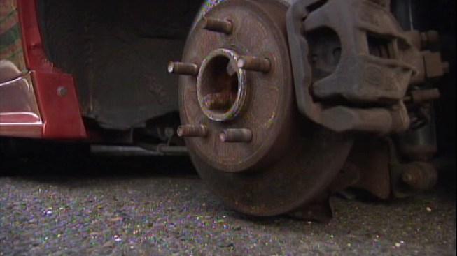 Thieves Nabbing Rims, Wheels, Backseats From SUVs