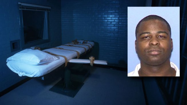 Waco Robbery-Drug Deal Gunman Set to Die Tuesday