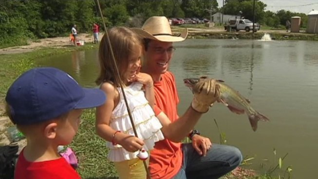 Catfish Farm Is Owner's Lifetime Love - NBC 5 Dallas-Fort Worth