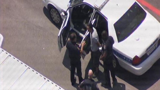 Man Surrenders After Chase Through Dallas County