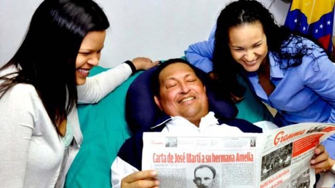 Hugo Chavez Having Trouble Breathing, Government Says