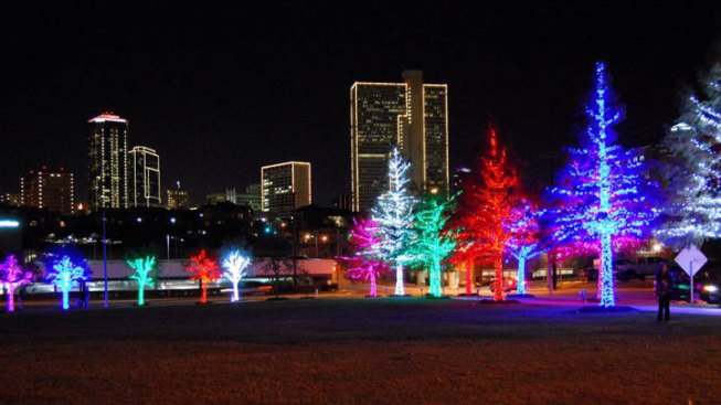 2012 Holiday Lighting Displays in Dallas-Fort Worth
