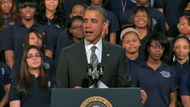 """Obama Details Plan to Partner With """"Hardest-Hit"""" Communities"""