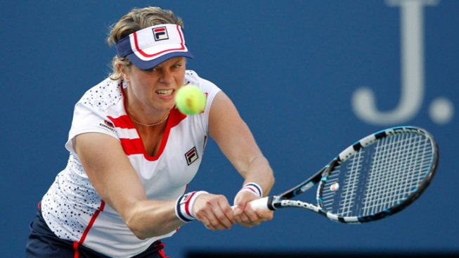 Clijsters Says Goodbye with 2nd-Round Loss at Open
