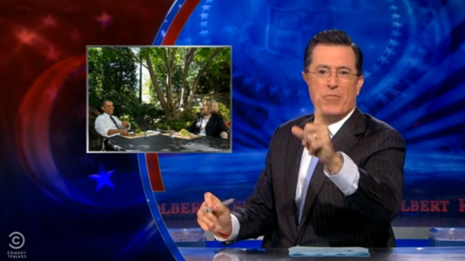 Stephen Colbert Saves Couple's Wedding After Government Shutdown