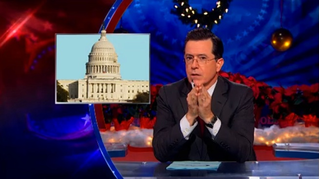 Colbert Presses On with Bid for S.C. Senate Seat