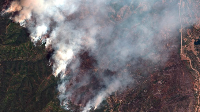 Extreme Fires Force Another National Park to Close