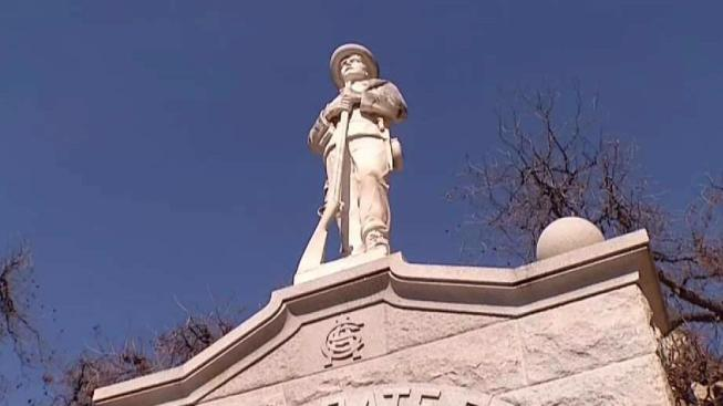 Denton Confederate Statue Stays, Display Denouncing Slavery to Be Added