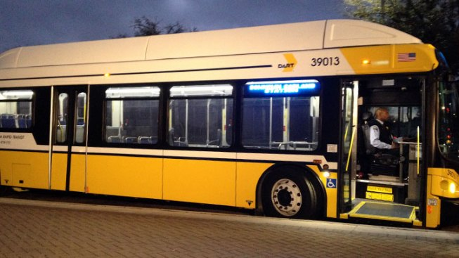 New DART CNG Buses Roll Out