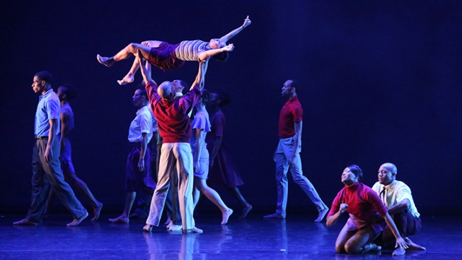 Dallas Black Dance Theatre's Dancing Beyond Borders