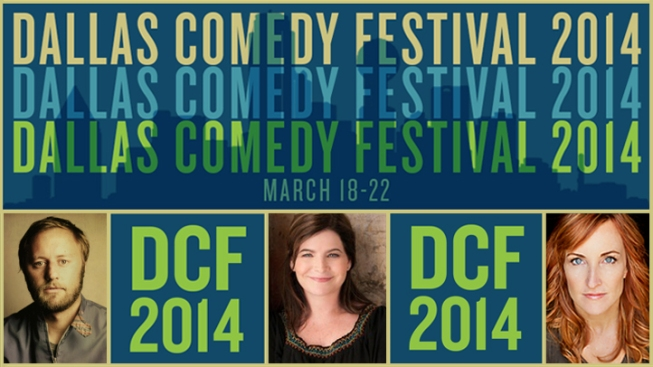 Dallas Comedy Festival 2014