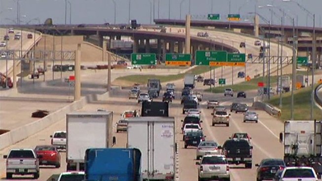 State Highways 121, 26 Partially Closed This Weekend in Grapevine