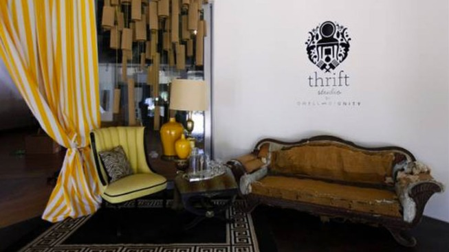 Haute Launch: Thrift Studio Pop-Up