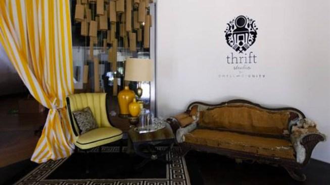 Haute Launch: Thrift Studio Pop-Up