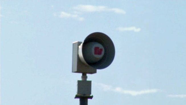 Denton Testing Emergency Sirens Today