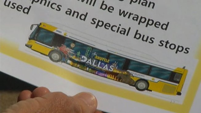 Free Downtown Dallas Shuttle Buses to Roll by August
