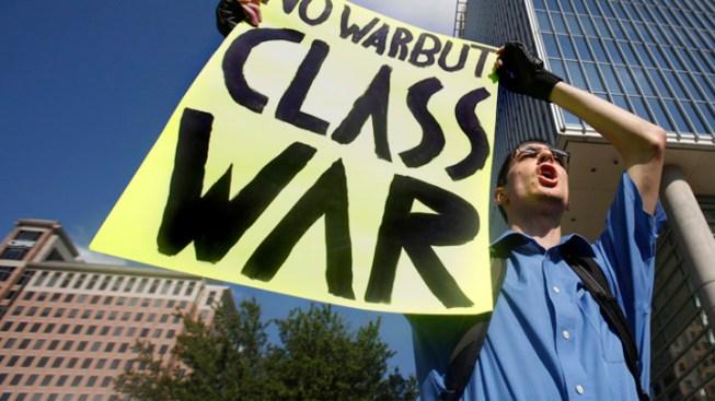 'Occupy' Protests Continue in Dallas, Fort Worth