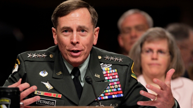 Ex-CIA Boss David Petraeus to be NYC College Prof