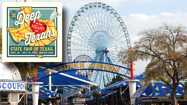 State Fair Theme: 'Deep in the Heart of Texans'