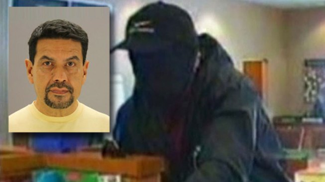 """Mesh Mask Bandit"" Pleads Guilty to Bank Robberies"