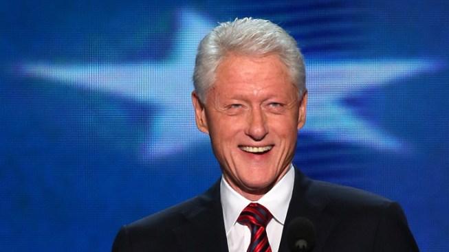 Bill Clinton to Rally Democrats in San Antonio