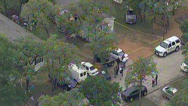 Deputy-Involved Shooting in Denton County